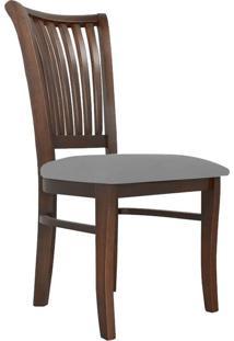 Cadeira Ripada Em Linho 5703-Monte Carlo - Pinhao