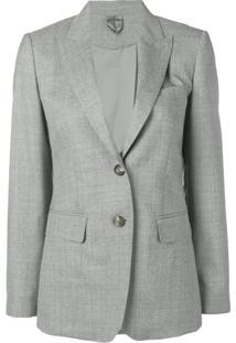 Max Mara Blazer Jacket - Cinza