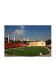 Painel Adesivo De Parede - Campo De Futebol - 1713Png