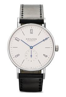 Nomos Glashütte Relógio Tangente 35Mm - White, Silver-Plated