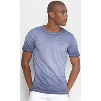 Camiseta Calvin Klein Estonada Logo Masculina - Masculino 065874a1f8
