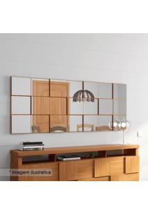 Painel Decorativo- Espelhado & Nobre- 75X175X5Cmdalla Costa