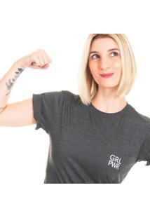 Camiseta Bloom Girl Power Useliverpool Feminina - Feminino