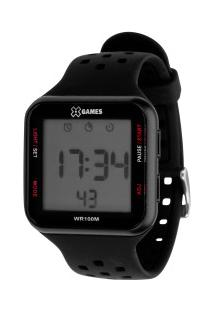 Relógio Digital X Games Xgppd090 - Feminino - Preto