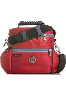 Bolsa Térmica Iron Bag Pop P Vermelha