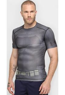 Camiseta Under Armour Batman Suit Masculina - Masculino