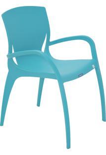 Poltrona Clarice Tramontina 92040070 Azul