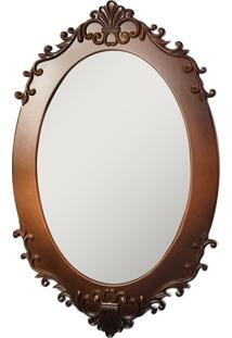 Espelho Oval Vintage Provençal Kleiner Schein