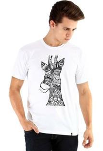 Camiseta Ouroboros Manga Curta Boring Giraffe - Masculino