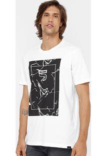 Camiseta Globe Básica Caper Masculina - Masculino