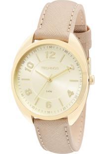 Relógio Technos Dress Feminino Analógico 2035Mch/2X - Dourado