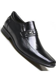 Sapato Social Calvest Supertech Em Couro - Masculino