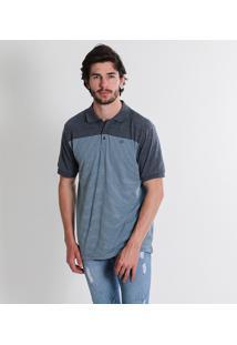 Camisa Polo Masculina City Gear