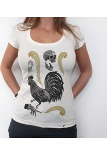 Clicheria - Camiseta Clássica Feminina