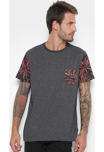 Camiseta Quiksilver Esp Alta Tee Masculina - Masculino