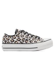 Tênis Feminino Chuck Taylor All Star Lift - Animal Print