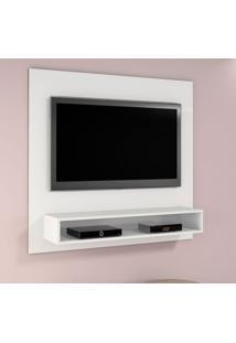 Painel Para Tv Até 47 Polegadas Niquel Branco