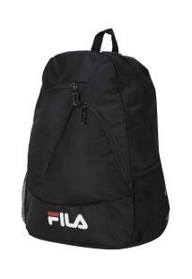 Mochila Fila Premium Ii - 24 Litros - Preto