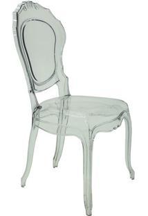 Cadeira Belle ÉPoque- Incolor- 97X55X52,5Cm- Tratramontina