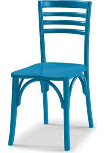 Cadeira Samara Cor Azul - 31368 - Sun House