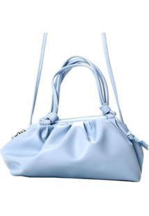 Bolsa Saco Big 11108997 - Feminino-Azul