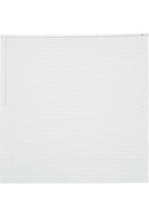 Persiana Premier Pvc 180X160 - Evolux - Branco