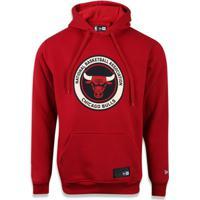 00df654c06 Casaco Moletom Chicago Bulls Sports Vein - New Era - Masculino