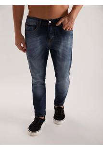 Calca Jeans Elastic Jeans