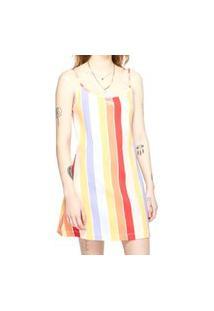 Vestido New Balance Printed Multicolorido