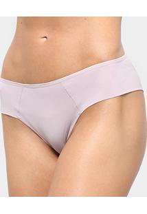 Calcinha Liz Side Free-50391 - Feminino-Nude