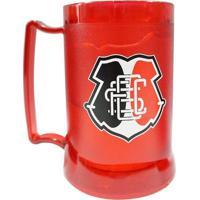 Caneca Gel Santa Cruz Escudo Vermelha 025ed234c9b4c