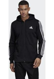 Blusa Adidas Capuz French Terry Must Haves Masculina - Masculino-Preto