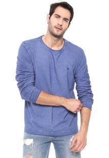 Camiseta Forum Listrada Azul