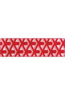 Passadeira Andino Pa12 0.66X1.80 - Lancer - Vermelho