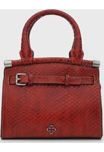 Bolsa Capodarte Cobra Vermelha - Kanui