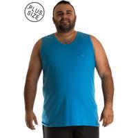 a4d5468a71 Regata Konciny Tradicional Plus Size Azul