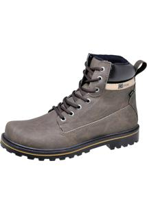 Bota Cr Shoes Cat Adventure Marrom