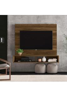 Painel Home Para Tv Até 50 Polegadas 2 Nichos Alpes Colibri