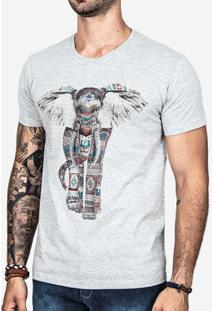 Camiseta Ethnic Elephant 0190