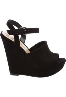 Sandália Plataforma Black | Schutz