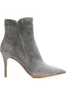 Gianvito Rossi Ankle Boot Levy - Cinza