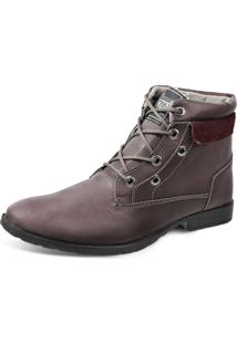 Bota Dress Boot Sandro Republic Strike Vinho