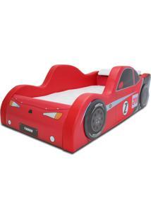 Cama Carro Z4 Vermelho