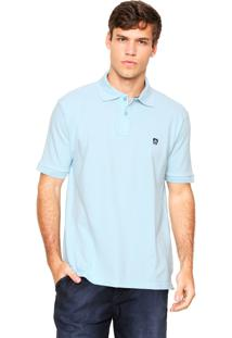 Camisa Polo Mr Kitsch Mk0001 Azul