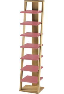 Prateleira Stairway Pink