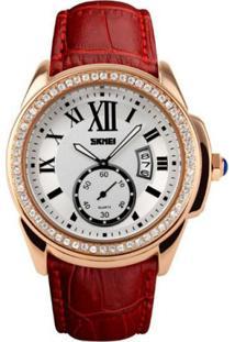 41a2a132f88 Relógio Analógico Moderno Natacao feminino