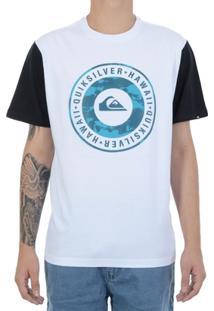 Camiseta Quiksilver Round Trip - Masculino