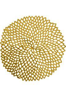 Jogo Americano Souk Dourado 38Cm - 28761