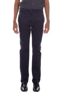 Calça Jeans Levis Chino 511 Slim Básico - Masculino-Preto