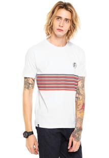 Camiseta O'Neill Étnica Branca